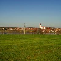 Obec Bohdalov, která dala jméno takovému moc pěknému kousku země na Vysočině - Přírodnímu parku Bohdalovsko