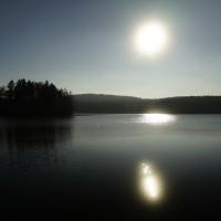Tři Sluníčka kolem mě, úplně jsem si připadal chvíli jak kdybych šel na výlet se svejma třema oblíbenejma kamarádkama :))