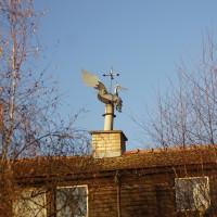Čápodlak - čáp kříženej s drakem :)