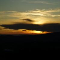 Z toho se pozná, že my a slováci jsme fakt bratia - i ty západy slunce u nich vypadají stejně jak u nás :)